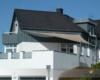 Golle-Saisonsegel und Sichtschutzsegel auf Hochterrasse in Bad Segeberg